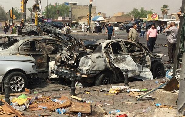 В результате теракта в Багдаде погибли более 10 человек