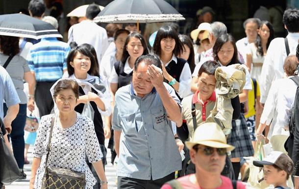 Жара в Японии унесла жизни более 50 человек