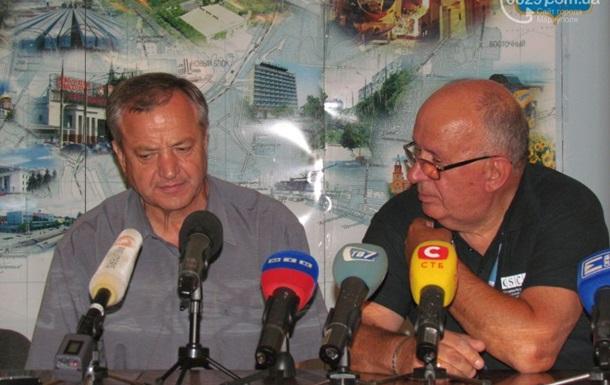 Под Мариуполем хотят обустроить вторую линию обороны