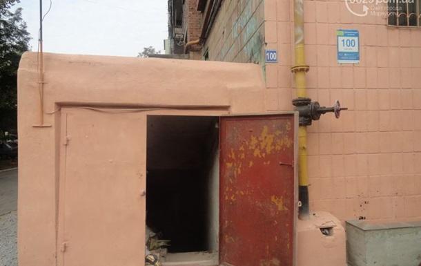 В Мариуполе обустраивают бомбоубежища