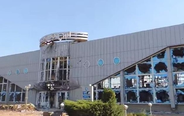 Силовики специально разрушили инфраструктуру аэропорта Луганска – СНБО