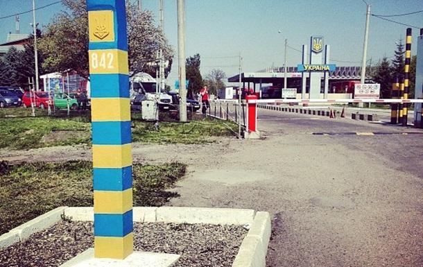 Украина начинает строительство стены на границе с Россией