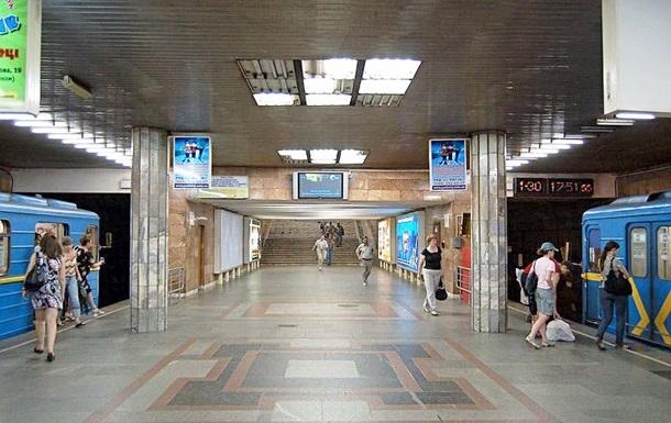 В Киеве станция Петровка возобновила работу