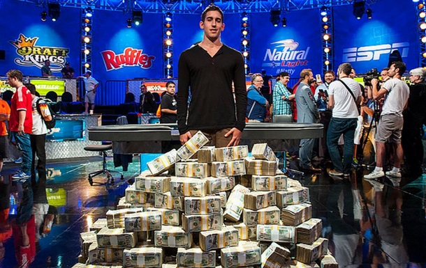 Американец выиграл в покер почти $20 млн. за год