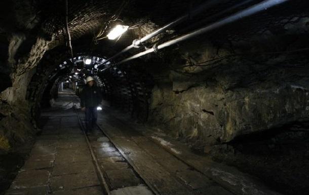 На Донбассе работают лишь 25% государственных шахт