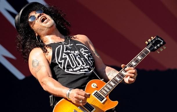 Колишній гітарист Guns N  Roses висміяв рейтинг найкращих в історії гітарних рифів