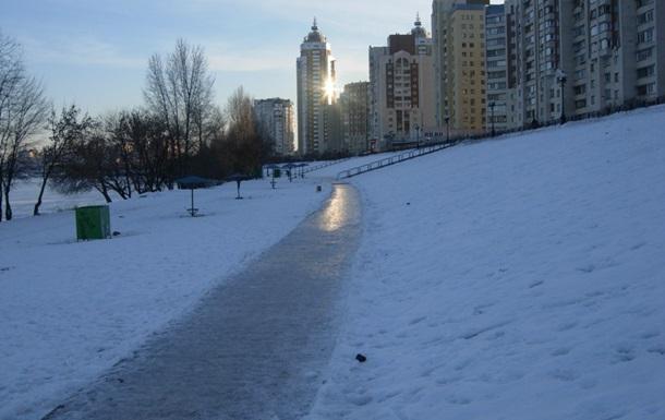 Киев готов к зиме на 80% - мэрия