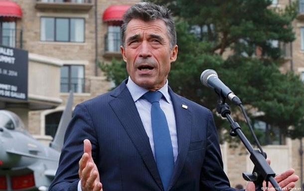 Расмуссен: Акт Россия-НАТО остается в силе