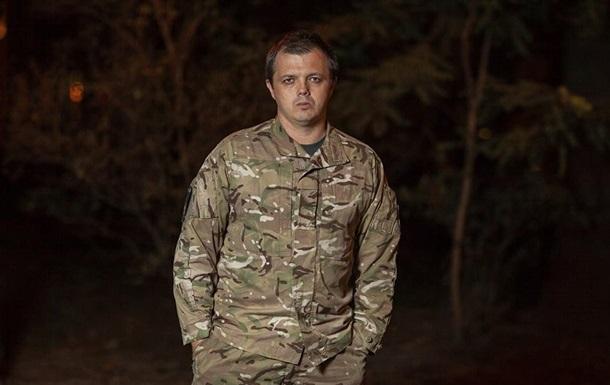 Семен Семенченко - фото без балаклавы