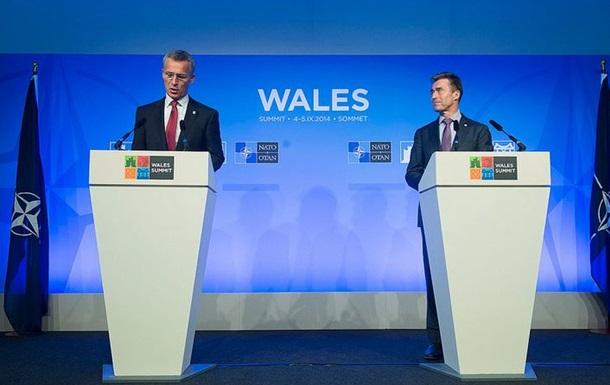 На саммите НАТО в Уэльсе Расмуссен представил своего преемника