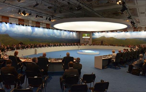 НАТО требует от России вывести войска из Украины - итоговое заявление
