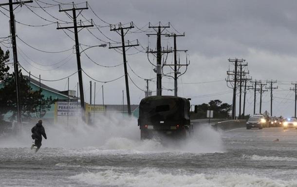 До второй категории усилился ураган Норберт в Тихом океане