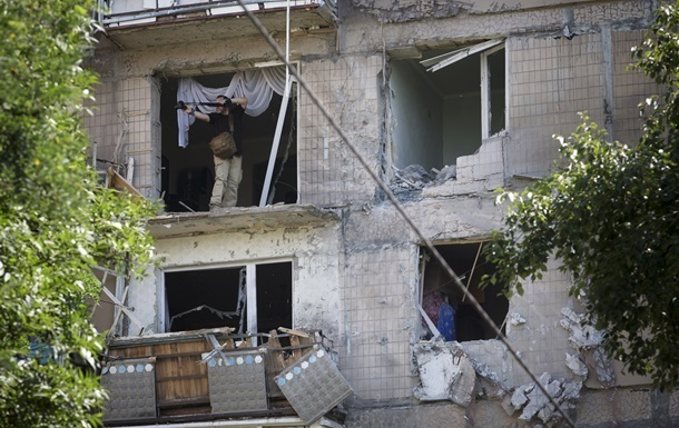 В Макеевке в результате боев погибли 35 мирных жителей