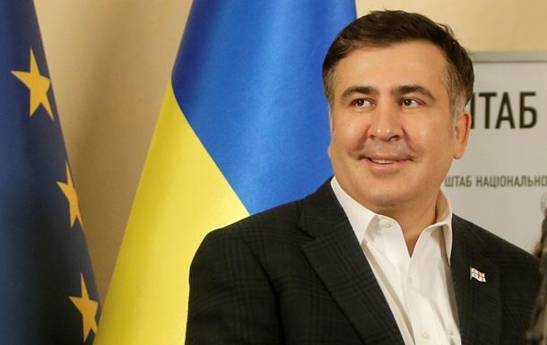 Саакашвили: Путин хочет взять контроль над Донбассом
