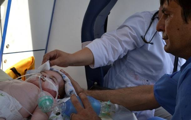 В Украине госпитализировали почти 10 тысяч переселенцев из Крыма и Донбасса