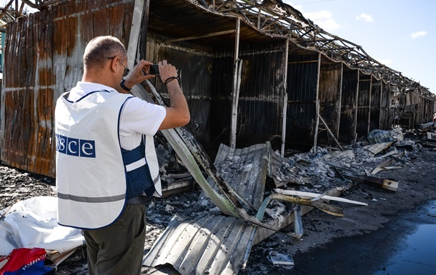 В ОБСЕ рассказали о нарушении перемирия на Донбассе