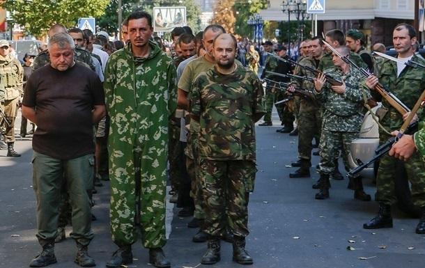 ДНР и Киев обменяются во вторник группами пленных по 36 человек