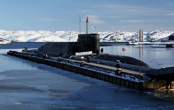 Российская подлодка вышла в море испытать межконтинентальную ракету