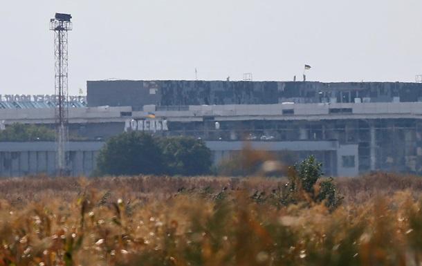Сепаратисты сообщают об обстрелах из аэропорта Донецка - BBC