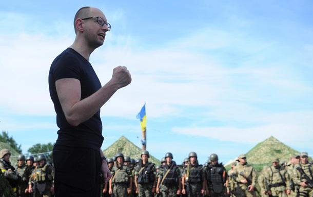 Яценюк возвращается на фронт. В Украине появилась новая партия власти
