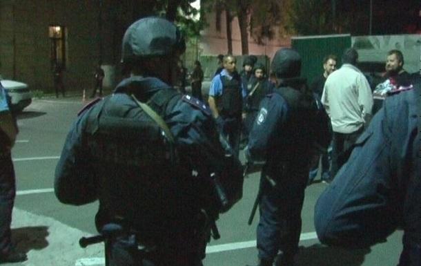 В Киеве произошла драка и перестрелка между радикалами Ляшко и бойцами Нацгвардии - СМИ