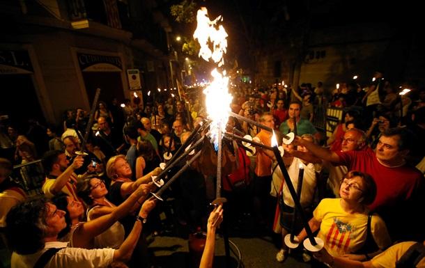 Каталония делает ставку на референдум о независимости - репортаж