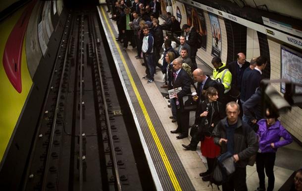 Работа вокзала в Лондоне была нарушена из-за лжетеррориста