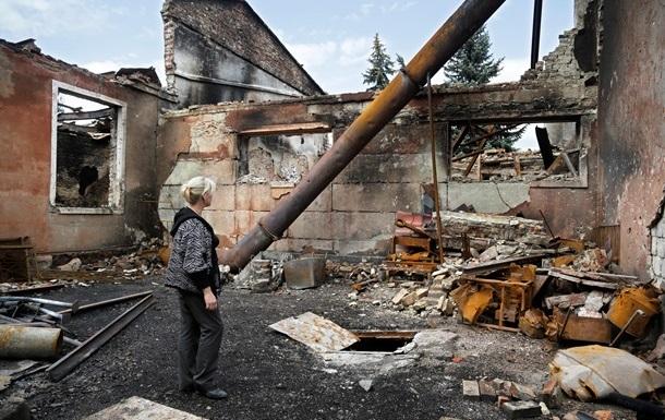 Во всех районах Донецка слышна канонада - мэрия