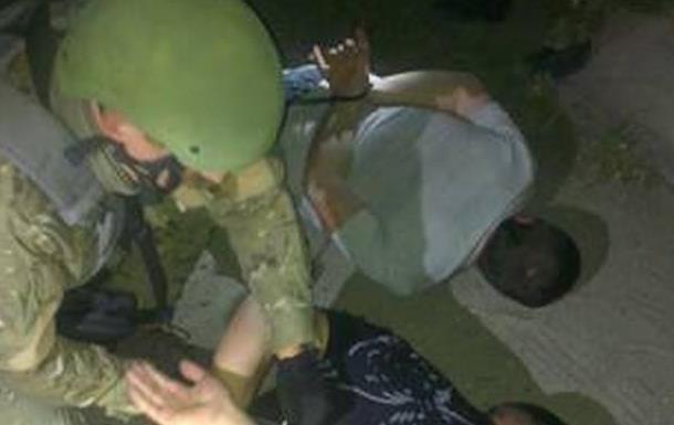 В Николаевской области задержали диверсантов