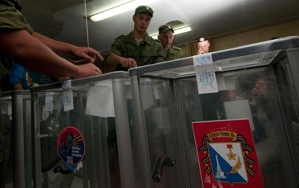 Германия не признает результаты выборов в Крыму