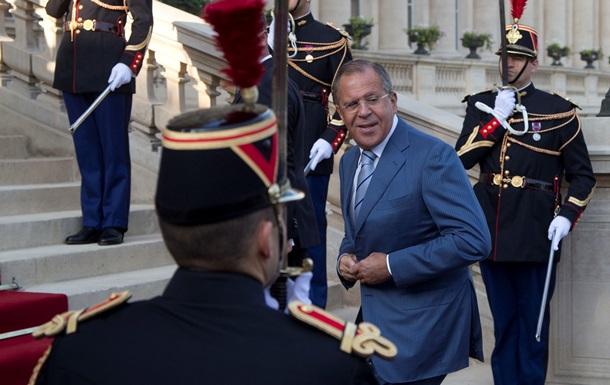 Главы МИД России, Германии и Франции обсудили ситуацию в Украине – СМИ