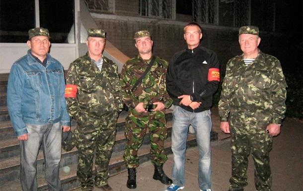 В Бердянске на патрулирование улиц вышли народные дружины