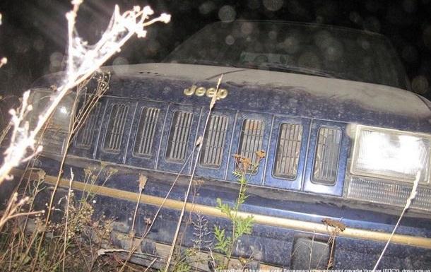 В Сумской области контрабандист попал в противотанковый ров