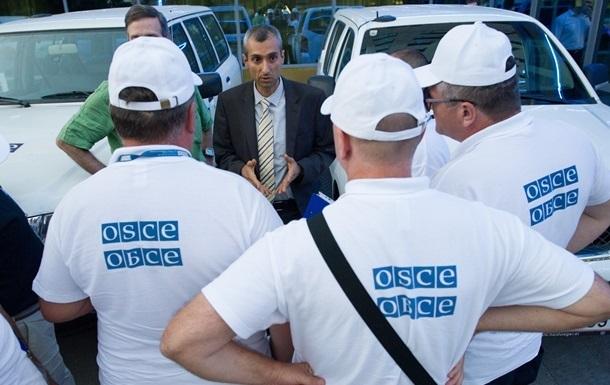 Миссия ОБСЕ начала работу по наблюдению за проведением выборов в Украине