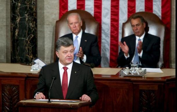 Порошенко попросил у США особый статус для Украины без членства в НАТО