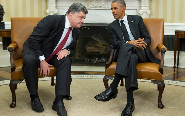 США не дадут Украине статус особого союзника - Порошенко