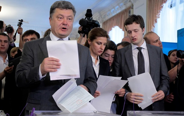 Президент Порошенко - фото