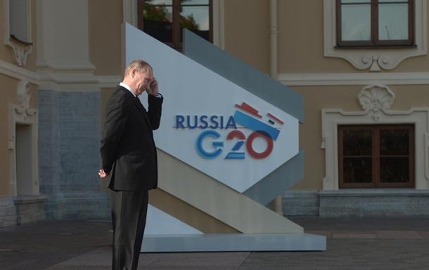 Россия примет участие в саммите G20, несмотря на конфликт в Украине