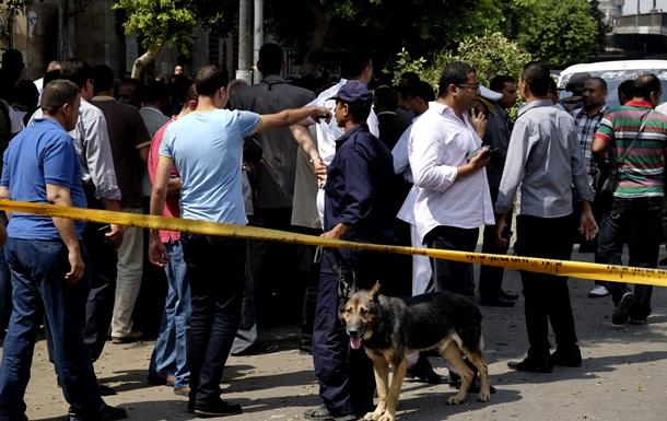 В Египте разбился военный вертолет, есть жертвы