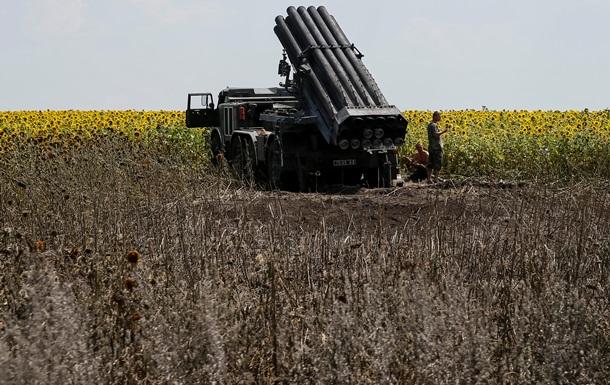 Украина потеряла в зоне АТО 65% военной техники