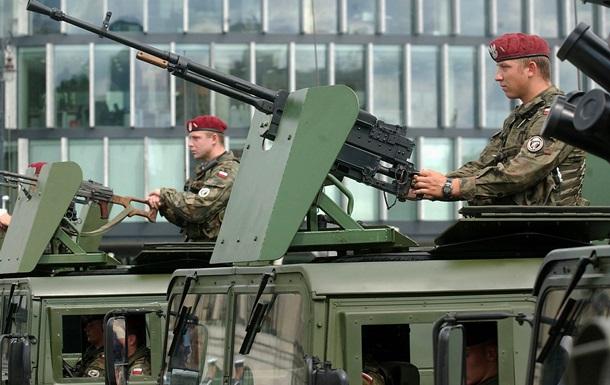 Польша готова продавать оружие Украине