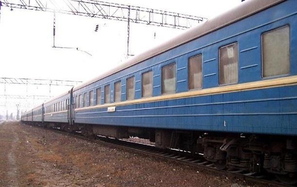 В Винницкой области поезд насмерть сбил мужчину