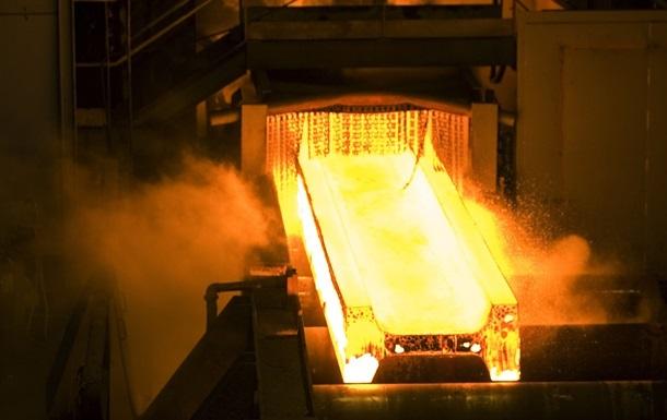 Украина покинула десятку мировых производителей стали