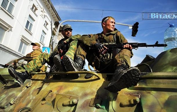 В ДНР говорят, что отвели артиллерию от границ зоны АТО