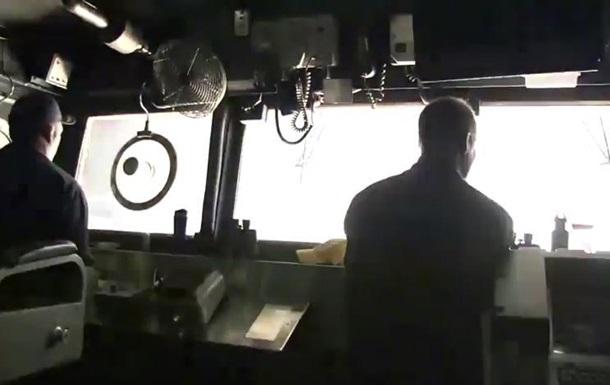 Обнародованы видео авиаударов США по территории Сирии