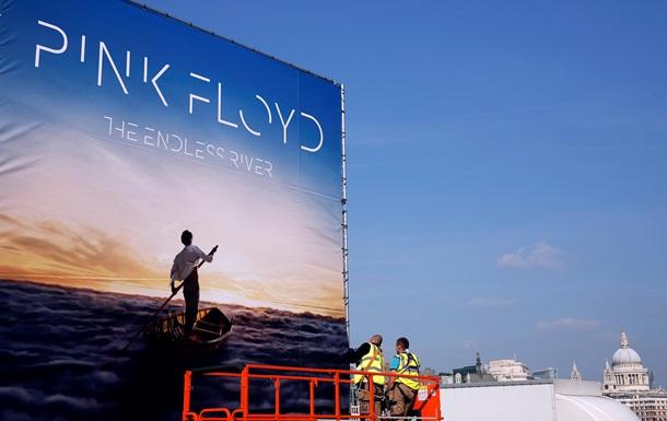 Pink Floyd опубликовали дизайн обложки первого за 20 лет альбома