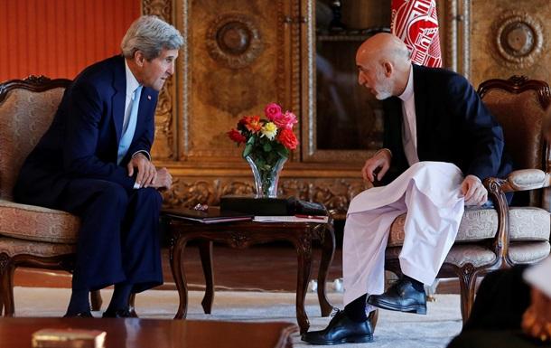 Президент Афганистана винит США в отсутствии мира