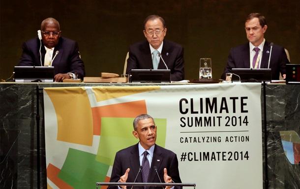 Саммит по климату ОOН. Как мировые лидеры обещают спасать планету