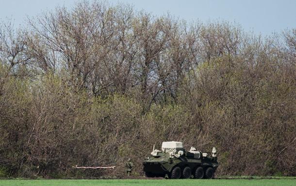 НАТО подтверждает отвод российских войск из Украины