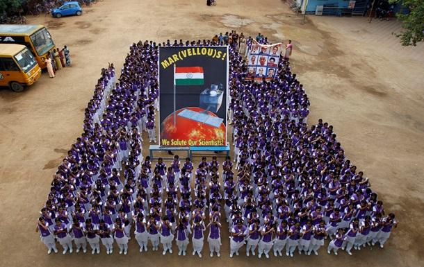 Индийская миссия на Марс обошлась в девять раз дешевле американской